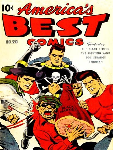 America's Best Comics, 2001