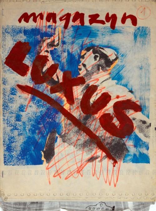 Pierwszy zin grupy LUXUS, 1982