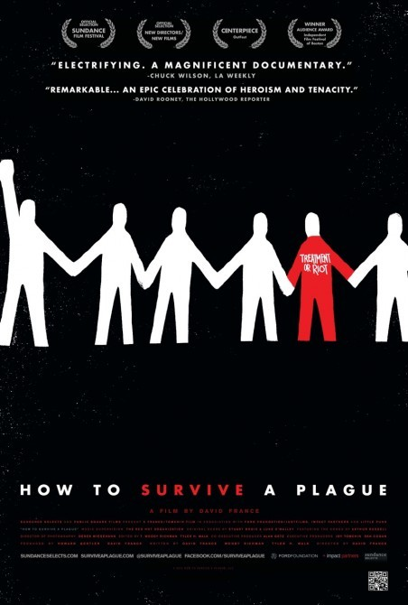 """How To Survive a Plague"" — a film screening and discussion"