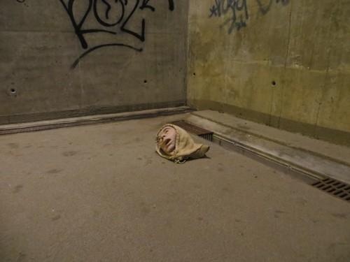 Piotr Skiba, Vulgar Display of Power, wideo, 2013