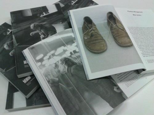 """Katalog wystawy Jiriego Kovandy """"Jeszcze tu nie byłem"""""""