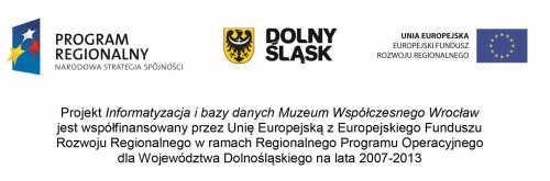 Projekt Informatyzacja i bazy danych Muzeum Współczesnego Wrocław