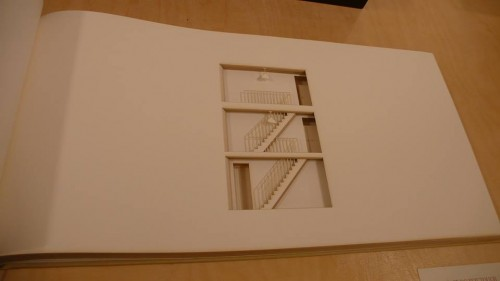 Fot.: Daniela Silva - Home Project - Cut-out Book Sculpture, otwarte zasoby
