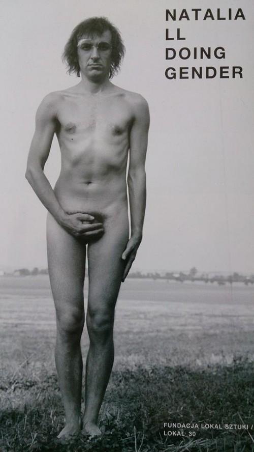 """fot. okładka książki """"Natalia LL. Doing Gender"""""""