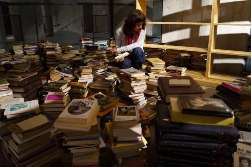 fot. MWW, zbiórka książek dla Zakładu Karnego w Rawiczu