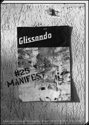 Glissando #25: Manifestos