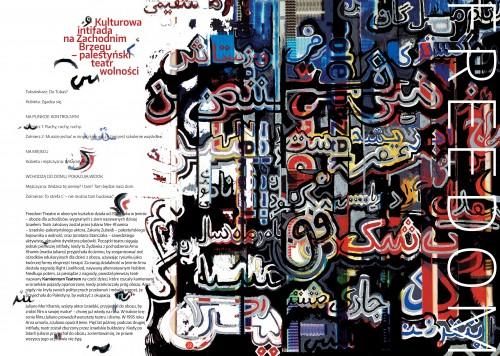 Projket - Jacek Zachodny, typografia - Julita Gielzak