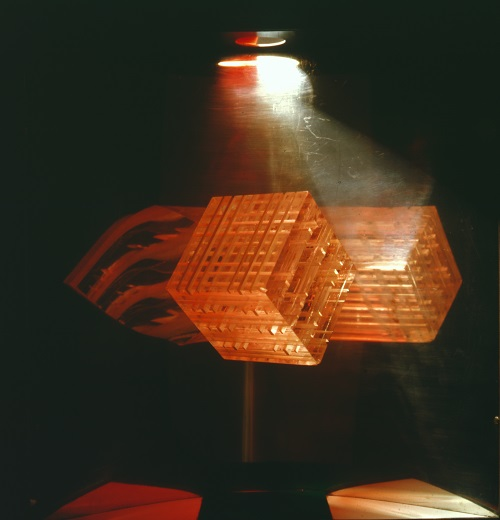 Aleksandar Srnec, 130370 Object, 1970, courtesy of Museum of Contemporary Art Zagreb