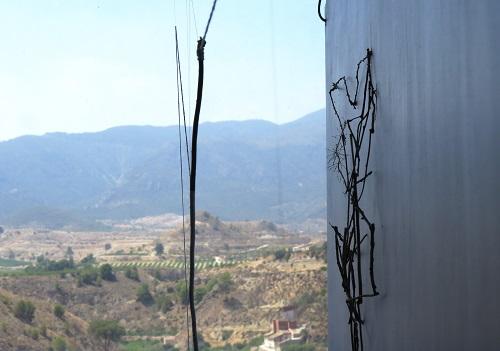 AADK Spain Residency at Centro Negra. Artwork by Lucia Szych