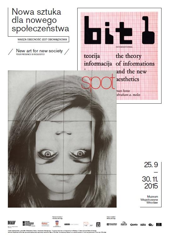 Plakat, projekt Rafaela Dražić