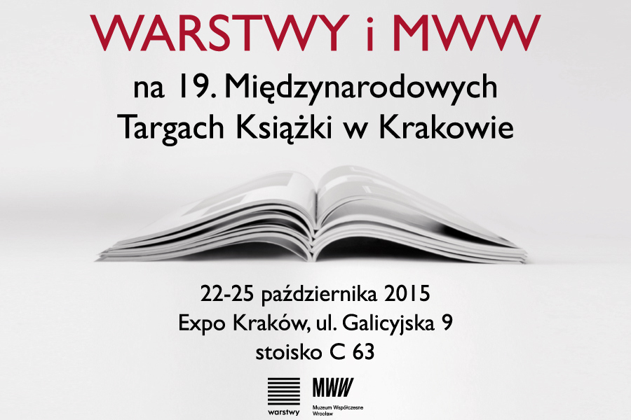 WCM AT THE BOOK FAIR IN KRAKOW