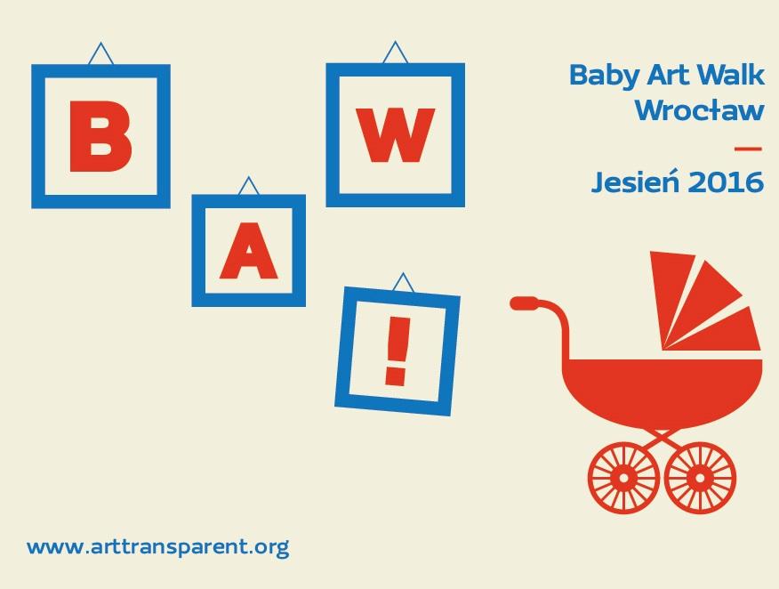BAW! Baby Art Walk Wrocław