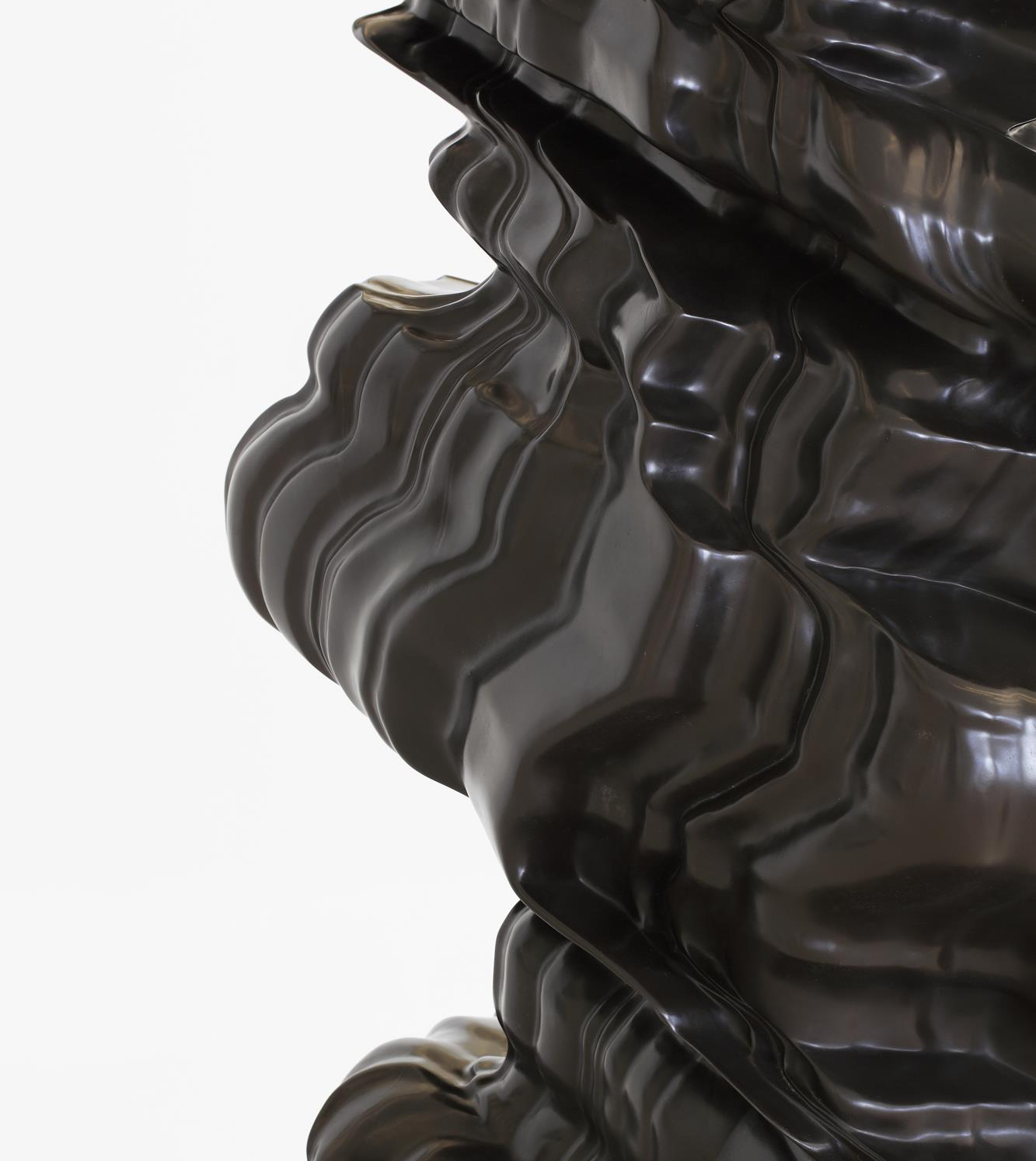 Tony Cragg, Ever After (detail), 2006, bronze, photo Michael Richter