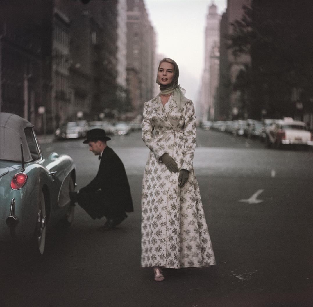 Wieczorowo o świcie, Nowy Jork, 1956 © dzięki uprzejmości The Gordon Parks Foundation