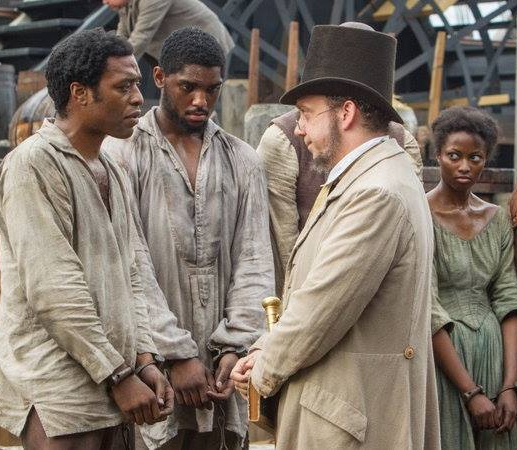 Cinema on the roof: 12 Years a Slave