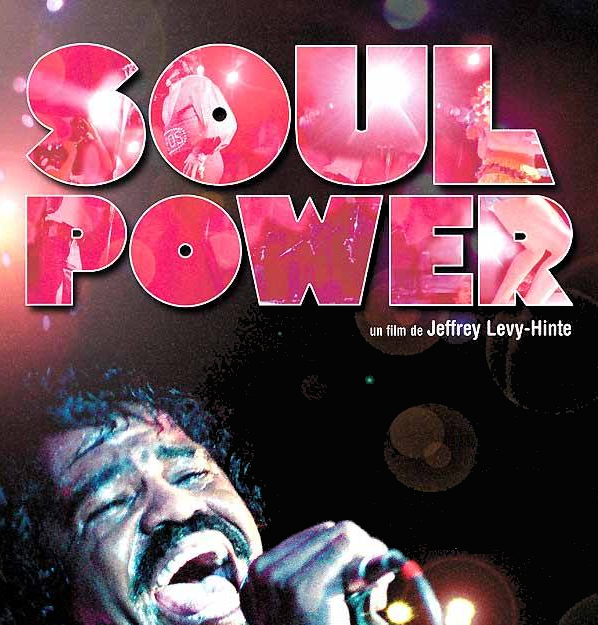 Cinema on the roof: Soul Power