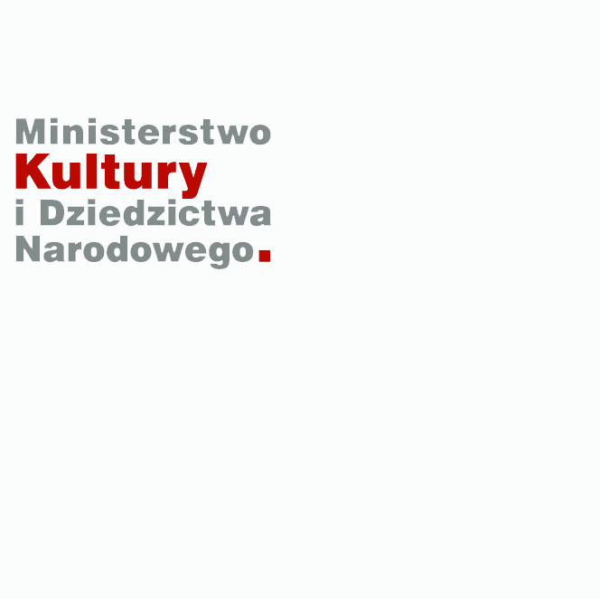 Co-financed by the Ministry of Culture and National Heritage