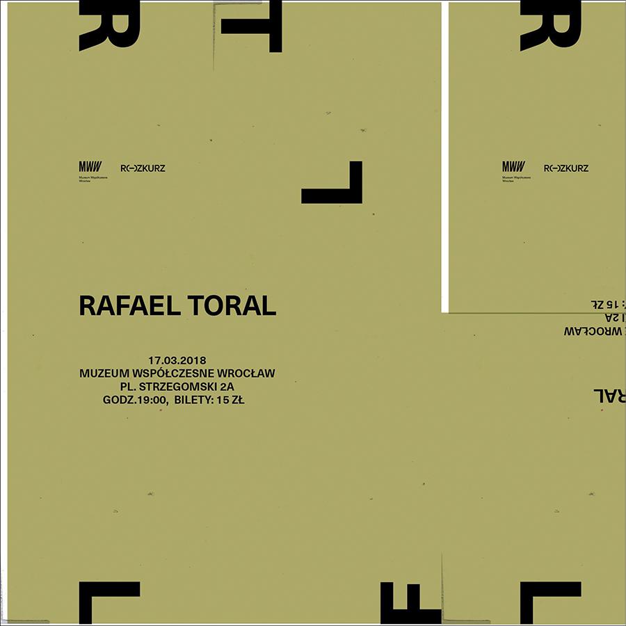 Rafael Toral. Koncert