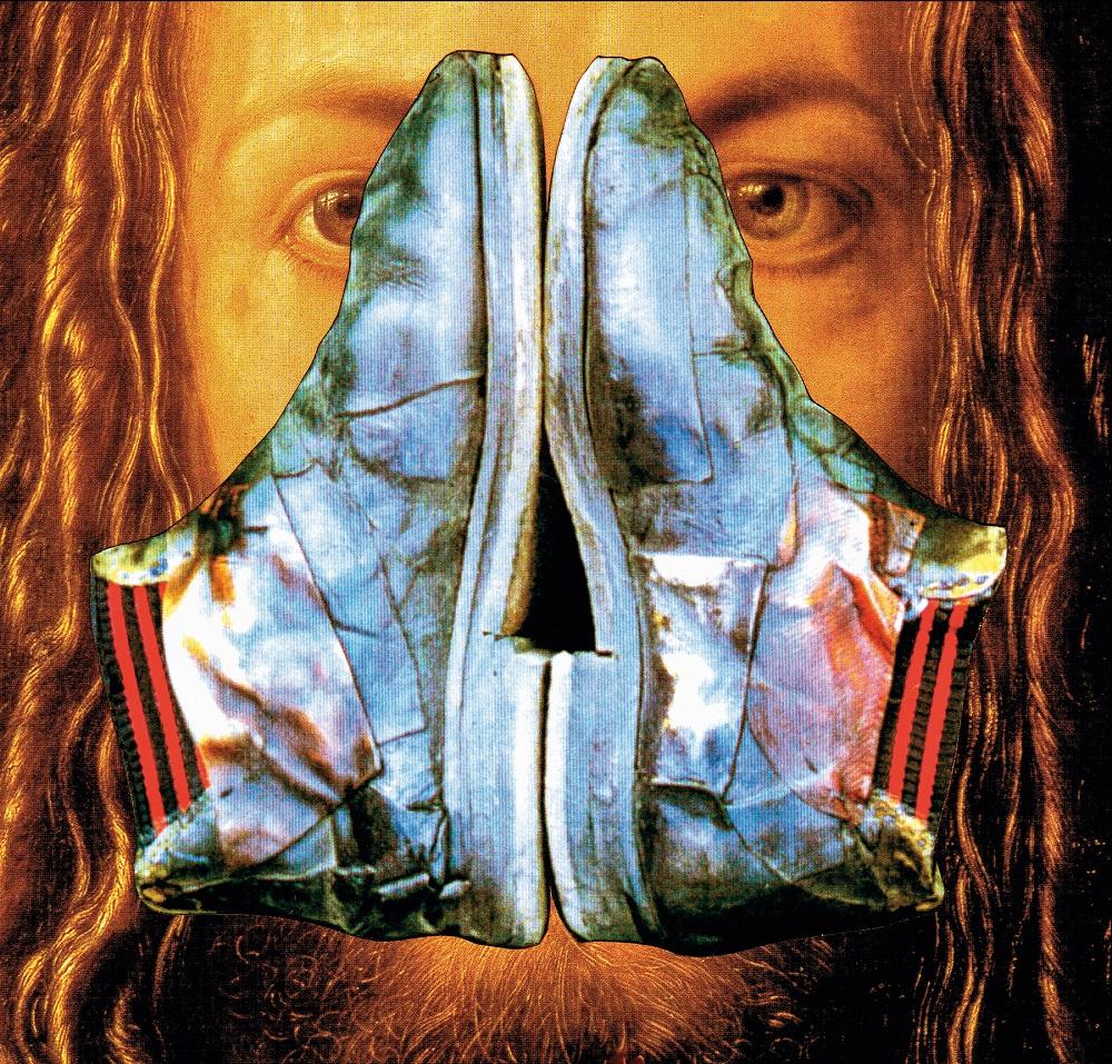 Andrzej Dudek-Dürer, Self-Observer I version III, 1999. DTZSP collection