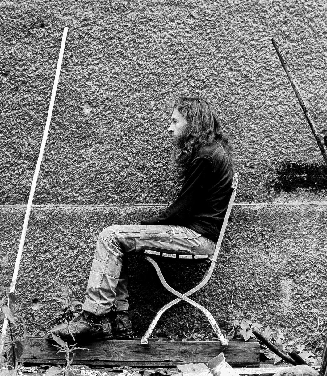 Andrzej Dudek-Dürer, I'm Waiting…, 1985. DTZSP collection