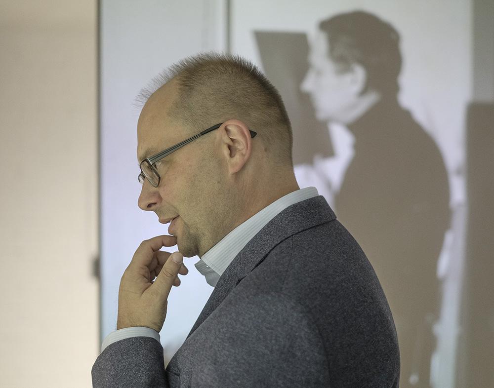 Andrzej Jarosz and Alfons Mazurkiewicz, photo by Łukasz Kujawski