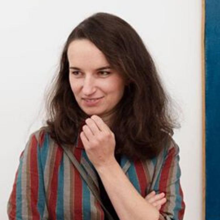 Karolina Szymanowska, photo by Małgorzata Kujda, courtesy of the Art Transparent Foundation