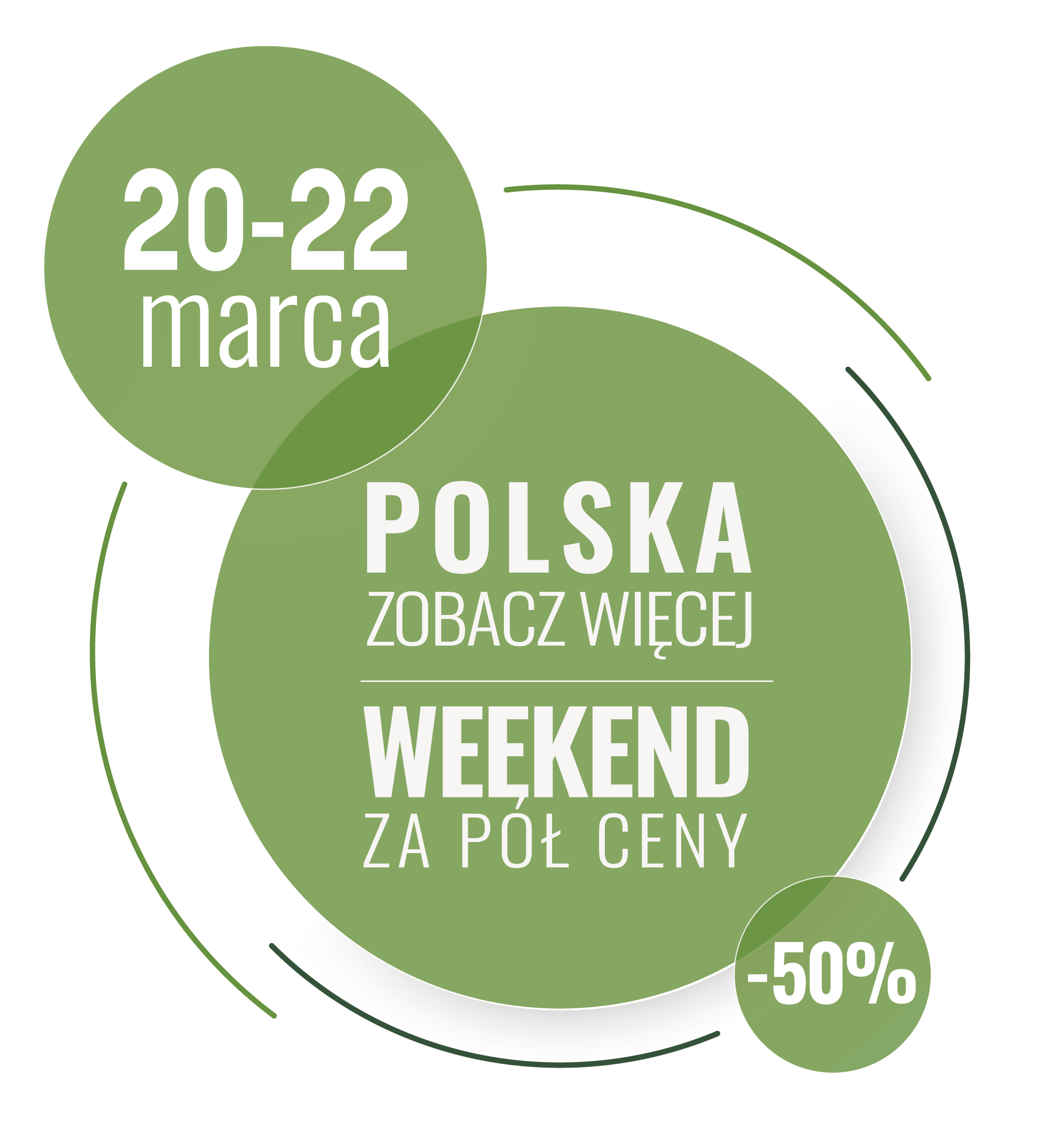 CANCELLED / POLAND SEE MORE – HALF-PRICE WEEKEND
