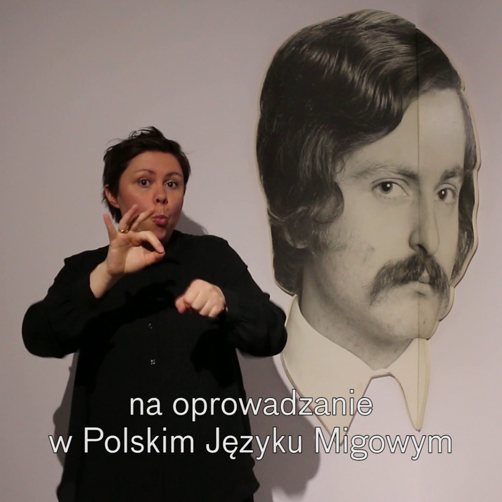"CANCELLED / ""Private mythologies. Marta's Birthday"". Guided tour with Polish Sign Language interpretation"