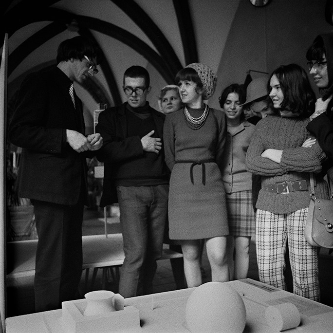Symposium '70 #13, 1970 (2012), photo by Tadeusz Rolke, MWW collection
