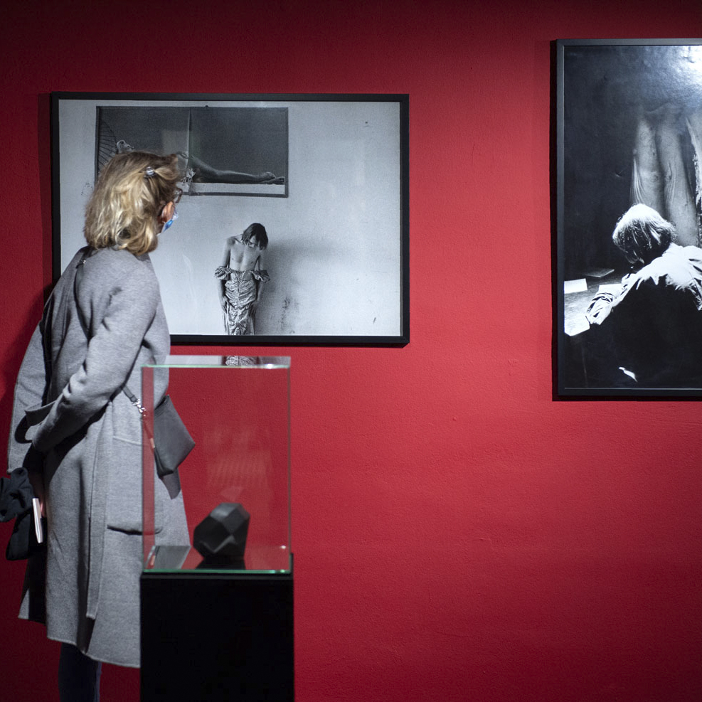 Exhibition view, photo by Małgorzata Kujda