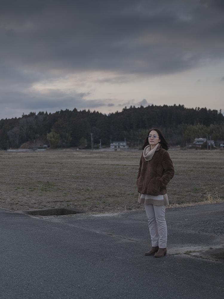 Idzumi, from the series Designated evacuation area, 2020