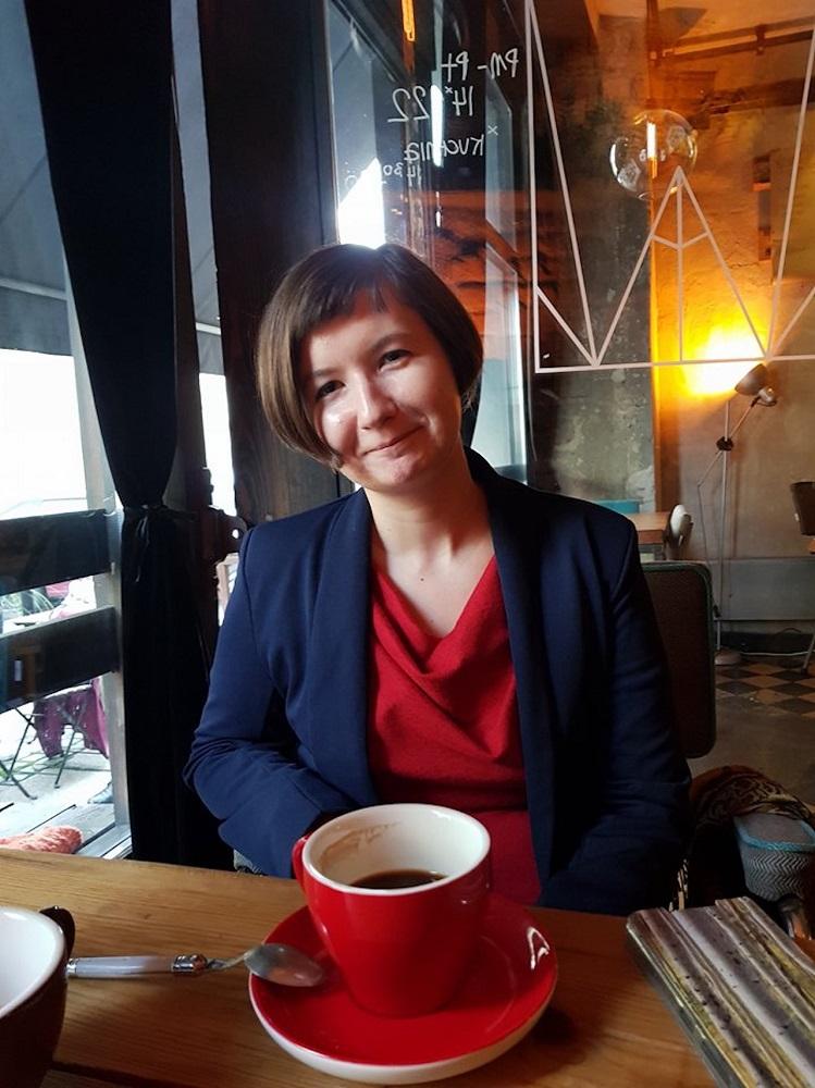 dr Joanna Bednarek